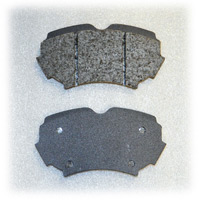 Brake pads for Re Extreme pneumatic roll stand brakes