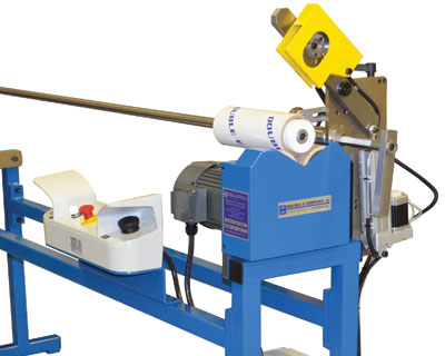 Semi-Automatic Core Cutter from Double E Company