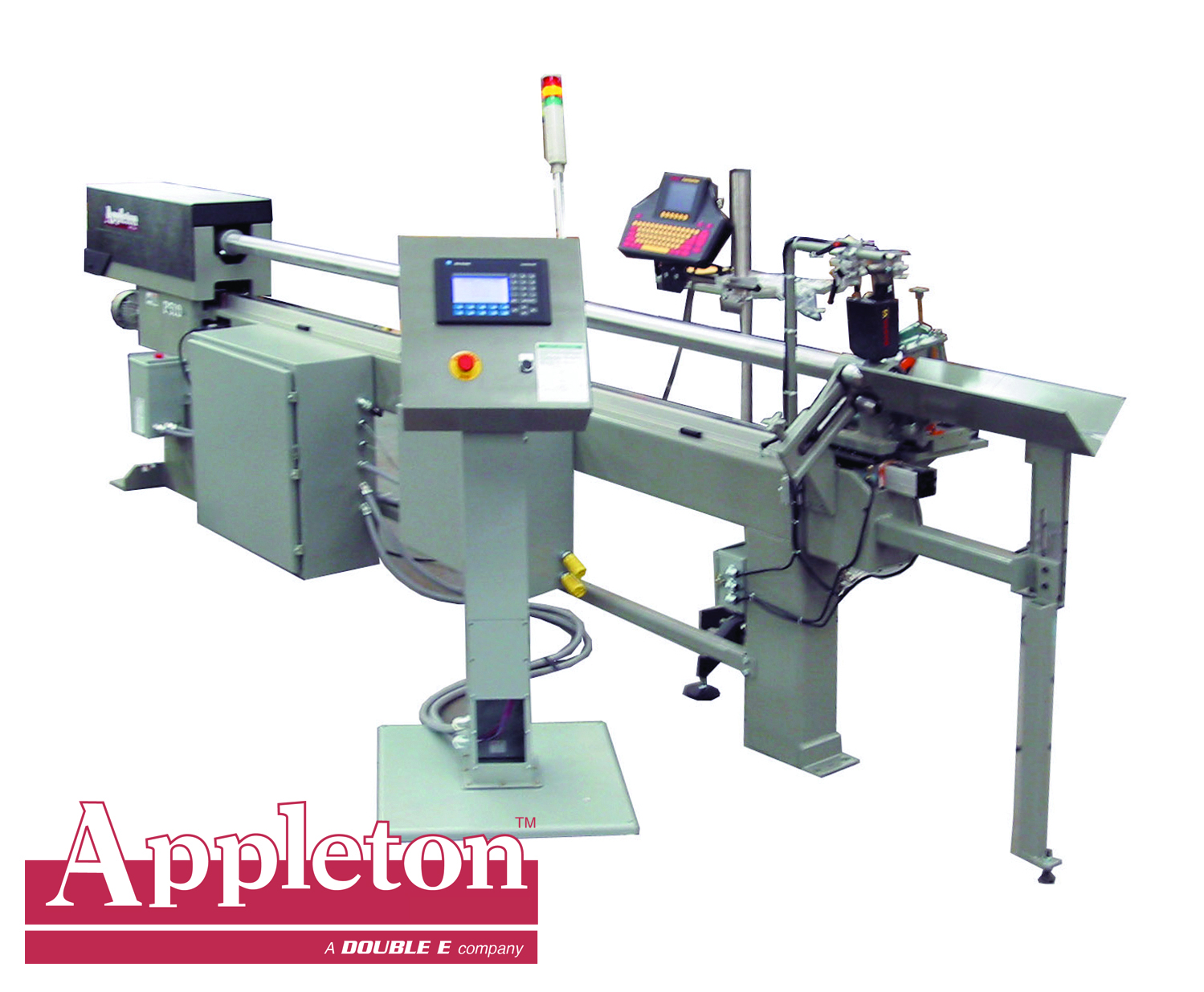 Appleton P5 Line of Automatic Core Cutters