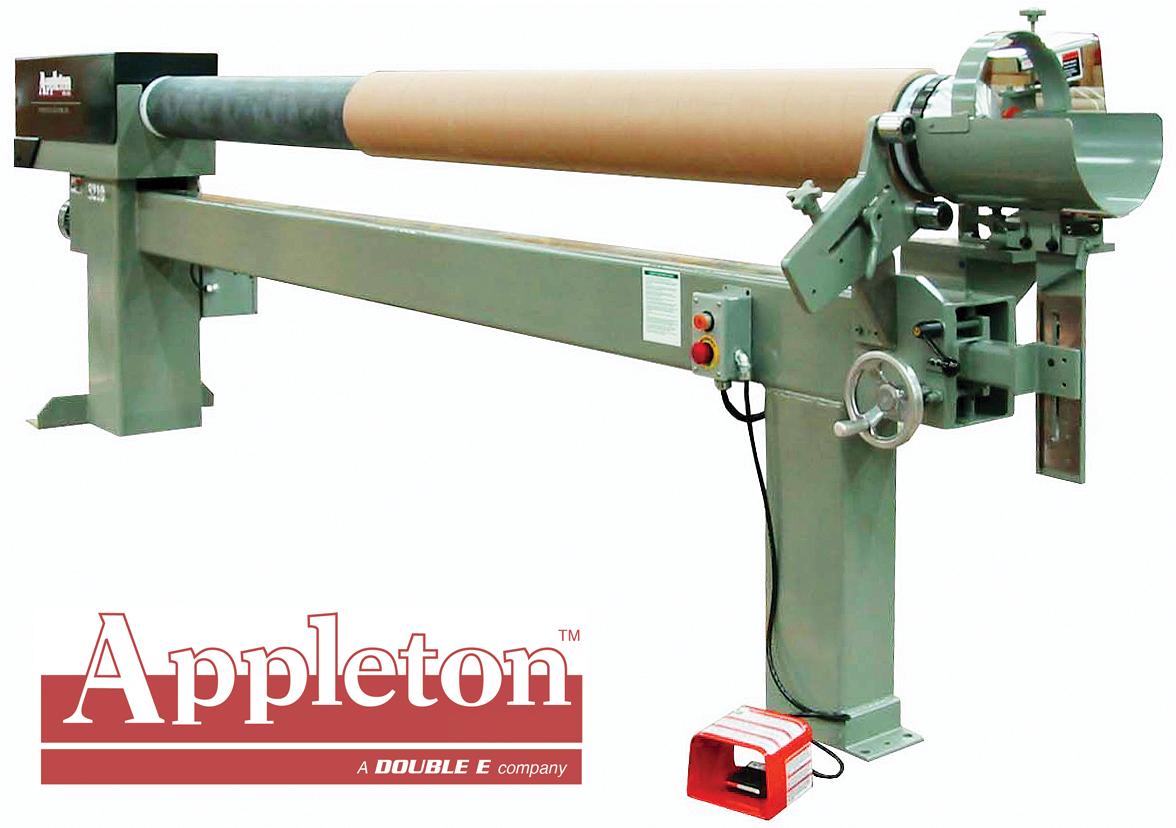 Appleton S210 Semi-Automatic Core Cutter