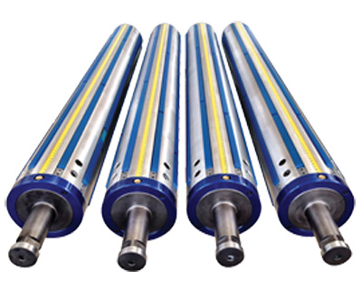 Strip Shafts - External Element Core Shafts