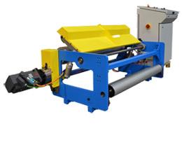 Estación de rodillos de prensado