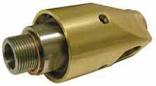 Rotoflux rotary union (rotary joint) from the Double E Company