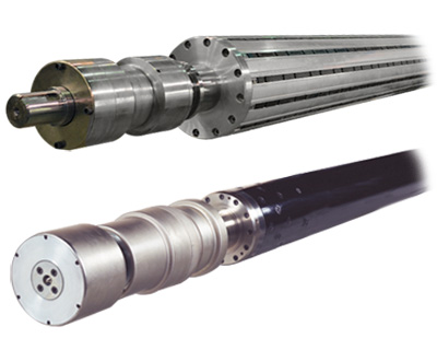 Carbon Fiber Reel Spool Shafts