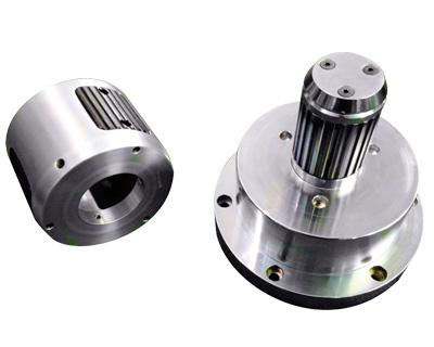 Enroulage et Déroulage / Embouts / Nez / Têtes expansibles pneu-mécaniques à coquilles de serrage type-TPMA