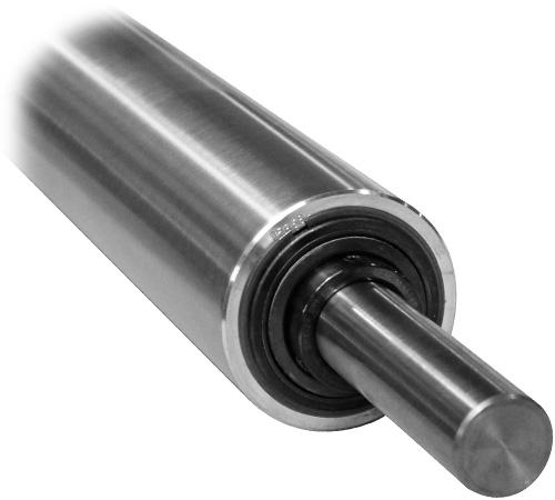 Epoch Industries Lightweight Carbon Fiber Composite Idler Rollers