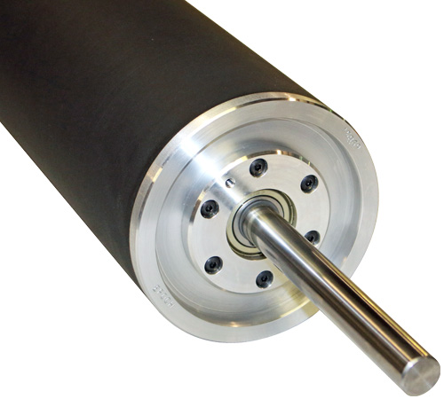 Composite Rollers - Dead Shaft