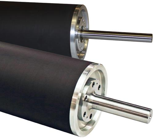 Carbon Fiber Idler Rollers
