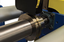 Expando bottom knife for slitting applications - Mario Cotta
