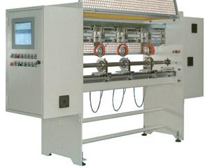 Jolly ist ein automatisches Längsschneidsystem, ideal geeignet für extrudierte Kunststoffe sowie für Verbundmaterialien.