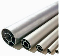 Los rodillos de aluminio