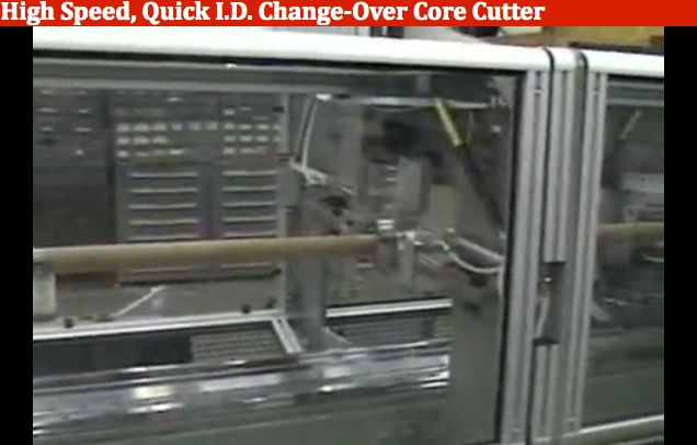 Appleton MDHS Core Cutter Overview