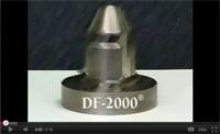 DF-2000 Bahnzugaktivierter Spannkopf